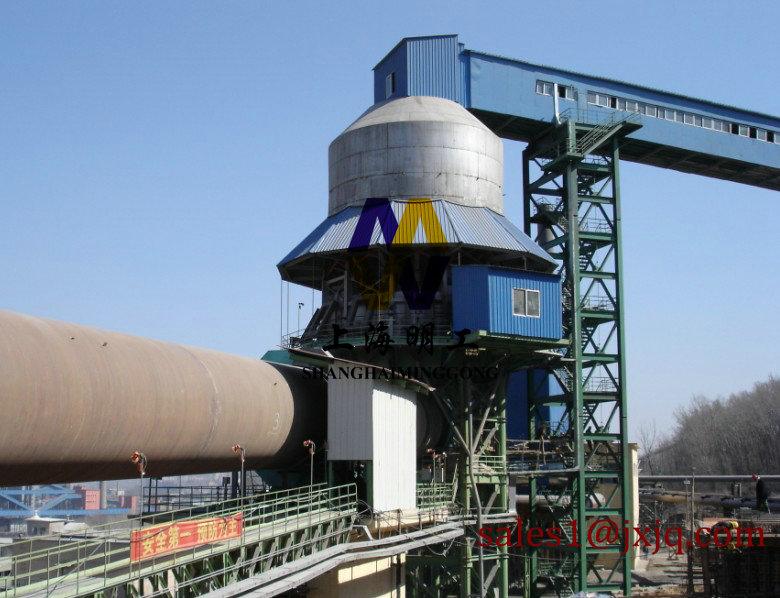 High quality quick lime rotary kiln from China manufacturer for sale