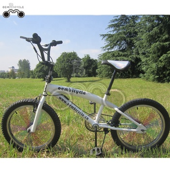 2018 new style 20 inch Steel Frame Freestyle Bike BMX Bike from China