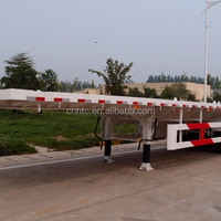 Flat Bed Trailer For Transport Company