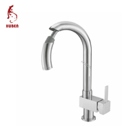 Deck Mounted Single Handle Kitchen Faucets