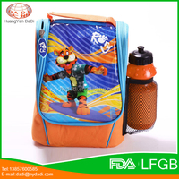Hot !!! Children backpack bag , lunch box backpack , school backpack with water bottle