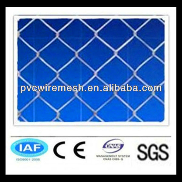 plastic chain link wire fence netting for sales