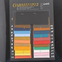 2016 Longsheng PVC Leather For Bags