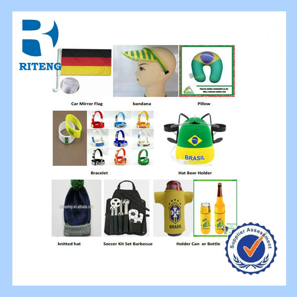 2014 brazil world cup promotion gift world cup 2014 mascot