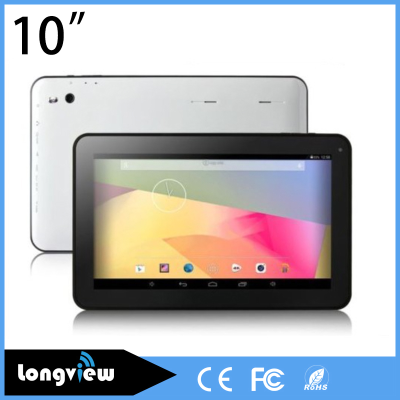 <strong>10</strong>.1 inch quad core tablet pc,allwinner a33 tablet pc 1G rom 8G ram android 4.4.2
