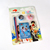 2016 Hot sale blister card stationery set for school kids and office