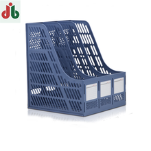 OEM ODM high quality plastic file holder, wall file holder organizer with plastic injection molding