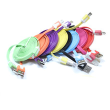 ultra thin data cable double sided micro usb data cable for samsung, usb cable for android phone