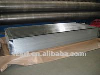 building material - zinc galvanized corrugated tole ondule steel roofing tile sheet