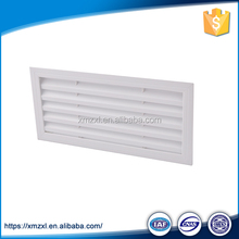 Factory china supply customized pvc wall gas ventilation grilles