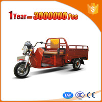 2015 new model eco friendly cost-effective electric cargo three wheel motorcycle