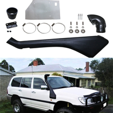 auto parts china 4x4 accessories manufacturer 4x4 Snorkel car Snorkel For LC100