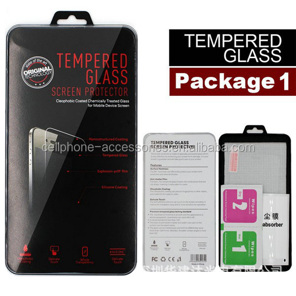 cell phone screen protector anti-fingerprint tempered glass screen protector for iphone 6s screen protector