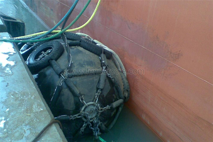 dock ship fender / marine floating fender / bumper balloon fender