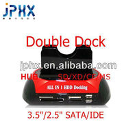Portable All in one Multi function Hard Disk Driver docking station
