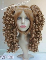 new trends on plaits cosplay wig