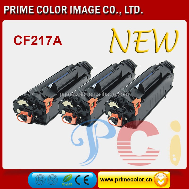Black Toner Cartridges for HP CF217A New build With chip