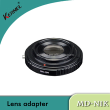 Kernel for AF Confirm Minolta MD MC Lens to Nikon F Mount Adapter Ring With Optical Glass