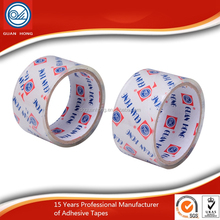 Low Noise Adhesive Tape Bopp Easy Tear Packaging Tape