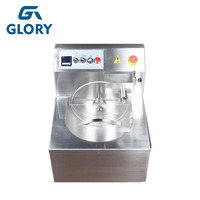Hot Sale 304 stainless steel electric chocolate melting machine, Table top Chocolate mixer with Vibration