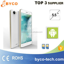 2015 business ideas New 5.5 inch smart phone Android 5.1 quad core mobilephone