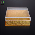 High Quality Rectangle Acrylic Packing Box