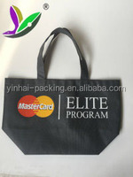 portable recyclable reusable printed tote bags shopping bag non-woven bag