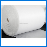 white EPE foam roll for packing