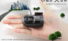 Smallest HD 720P G-SensorMini Car DVR Car Blackbox Video Recorder Camcorder Small Vehicle Dash Camera