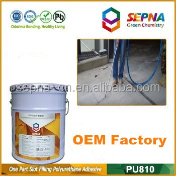 OEM Top quality quicking curing Single-Component Self Leveling expansion joints sealant