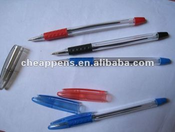 promotional cheap logo ball pen for school &office use