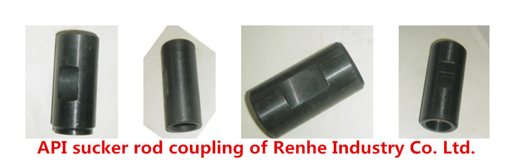 API 11B Female and Male Thread Sucker Rod Coupling