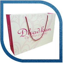 Best Selling Quality Luxury Paper Carrier Bags with Good Price