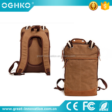Fashionable school bag traveling backpack laptop bag for teen