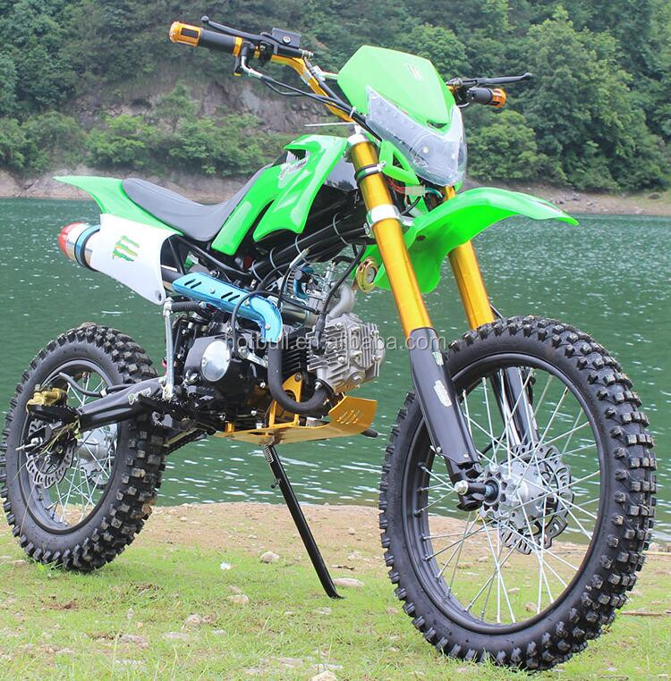 2017 cheap price chinese dirt bike motorbike 125cc