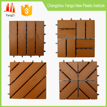 Chinese antique waterproof outdoor artificial wood deck <strong>flooring</strong>