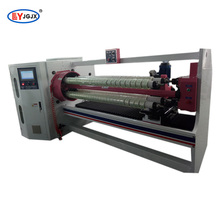 LY-709 car painting tape cutter machine/anti skid tape slitting machine/adhesive foam tape slitter