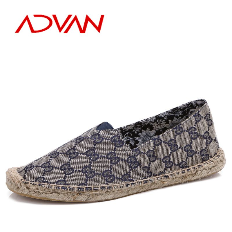 2016 china fashion shoe handmade canvas shoes factory espadrilles
