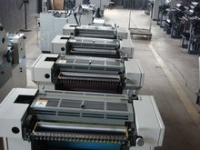 4-color offset printing machine DM447 (straight gear)