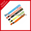 Recycling Promotional Fashion Event Woven Wristbands/Bracelet