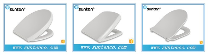 Hot Sale Manufacturer White Elongated Toilet Seat Prices