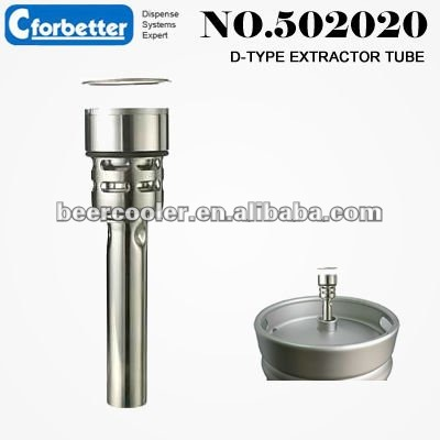extractor tube US Sanky (D-Type Extractor tube )