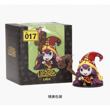 League of Legends LULU PVC Figure Wholesale LOL Figure #017