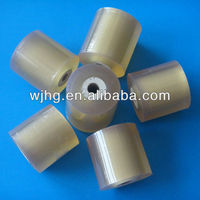 Gypsum Tube Core Rolled PVC Hot Plastic Film Blue