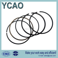 Honda quality GX160 GX200 piston ring set for gasoline engine generator spare parts replacement