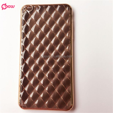 Luxury Crystal Rubber TPU Mobile Phone Case