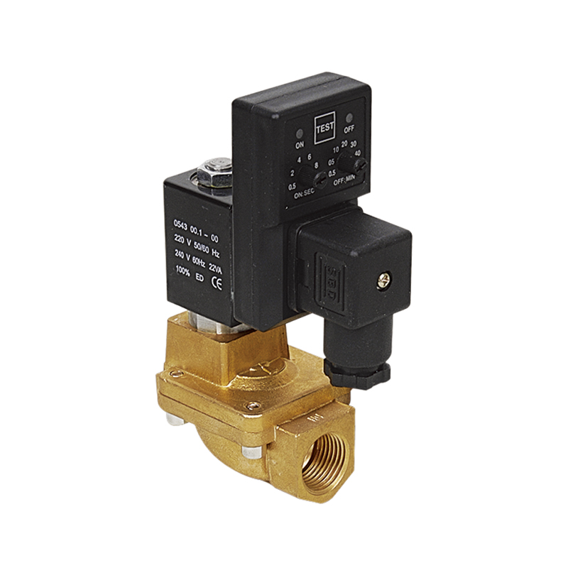 PU225 Series to Drinking Water With SI Sealing Food Grade Solenoid Valve