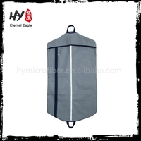 Soft cheap nonwoven garment bag, mini non-woven garment bag, travel garment bags