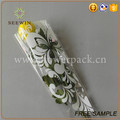 bopp film plastic flower bag and bopp flower sleeve