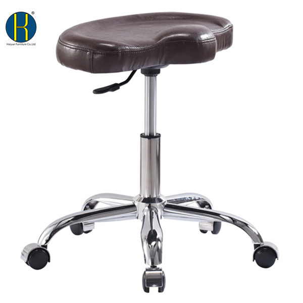 HY3003-1 Best Selling Black PU Revolving Pedicure Chair
